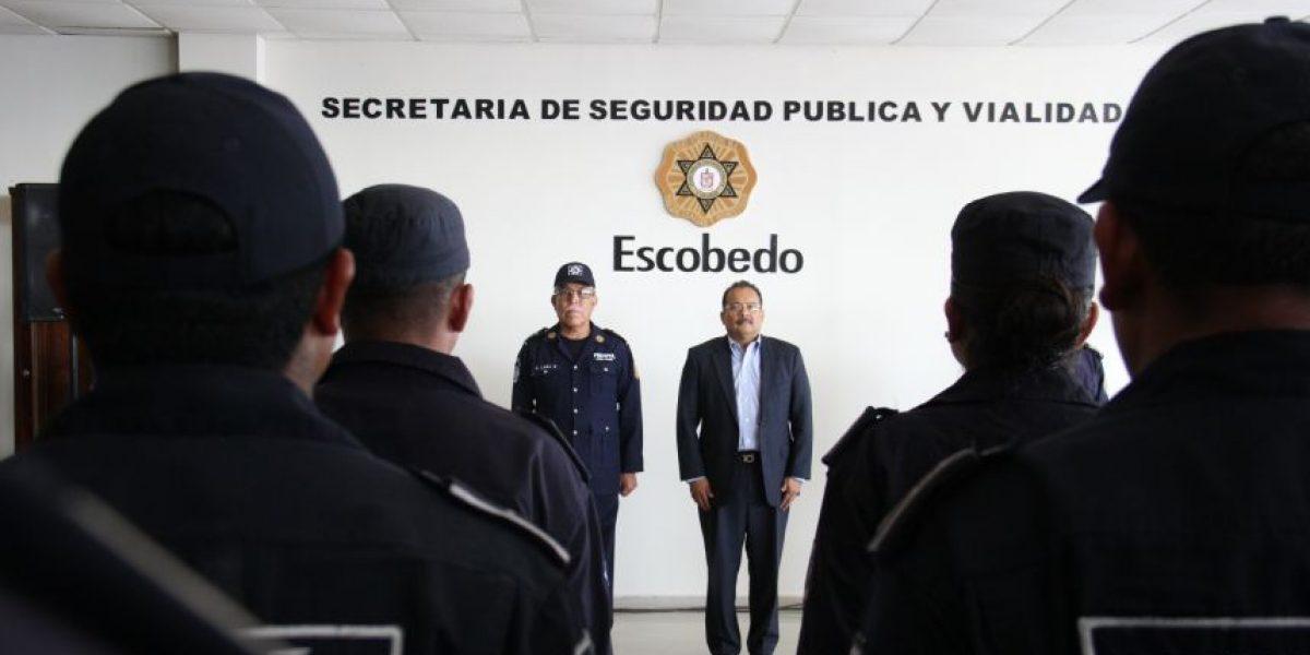 En Escobedo, NL, torturan a policías como parte de su entrenamiento