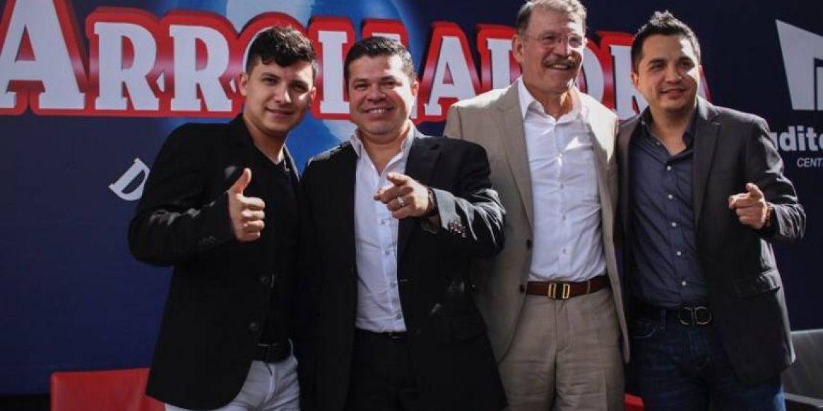 Jorge Medina, vocalista de La Arrolladora anunció su retiro