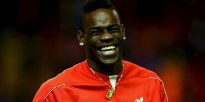 Mario Balotelli no es considerado en el primer equipo de Liverpool Foto:Getty Images