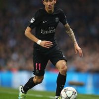 14. Ángel Di María. PSG pagó 63 millones de euros a Manchester United el año pasado Foto:Getty Images