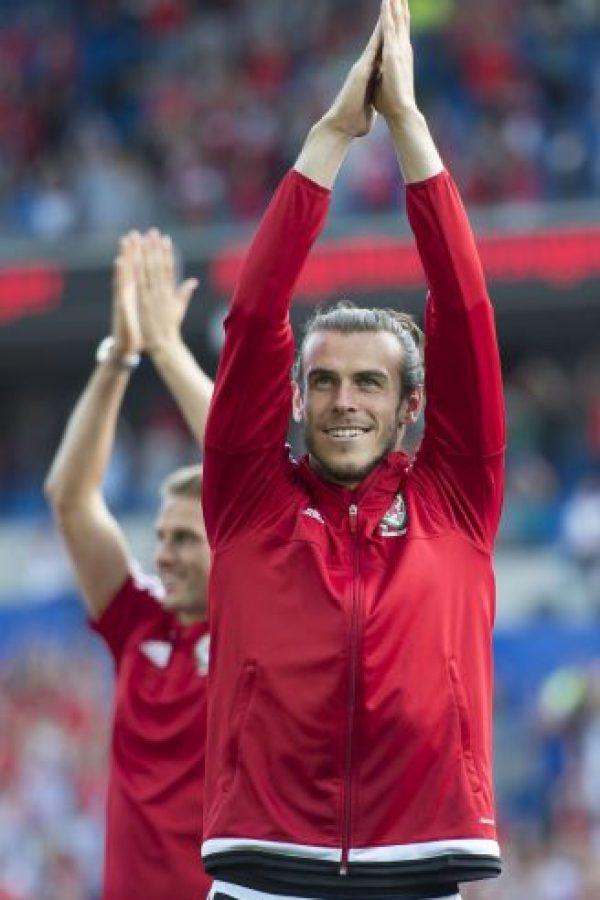 """1. Gareth Bale. El galés le costó 100 millones de euros al conjunto """"merengue"""" en 2013. Foto:Getty Images"""