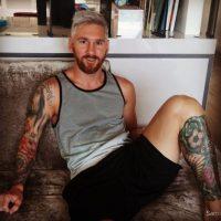 Futbolistas que se han teñido el cabello Foto:Vía twitter.com/AntoRoccuzzoOK