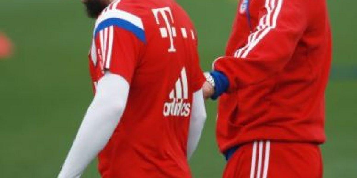 Franck Ribery reveló mala relación con Josep Guardiola