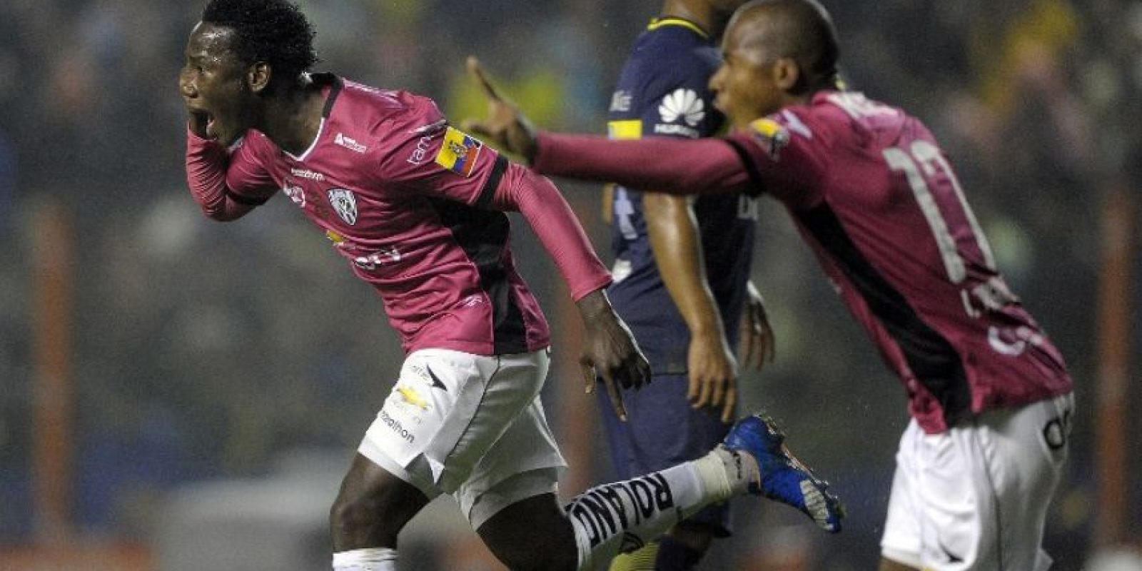 Independiente del Valle es la gran sorpresa de la Libertadores y avanzó a la final tras eliminar a Boca Juniors en semifinales Foto:AFP