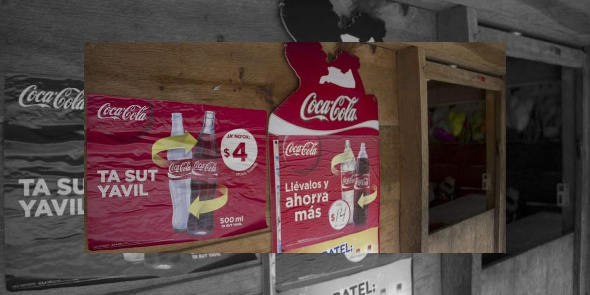 Coca Cola Femsa planea adquirir más territorios dentro de AL y EU