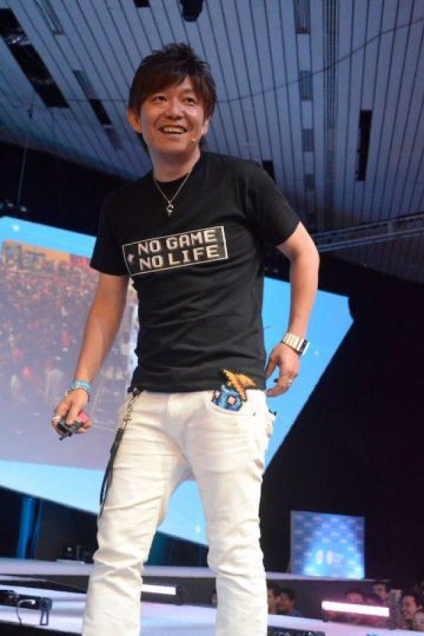 Tiene una trayectoria de más de 21 años en la industria de los videojuegos. Foto:Luis Ángel Aguilar Cruz