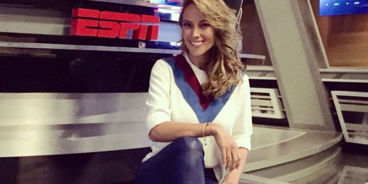 ¿Por qué Vanessa Huppenkothen ya no sale en ESPN?