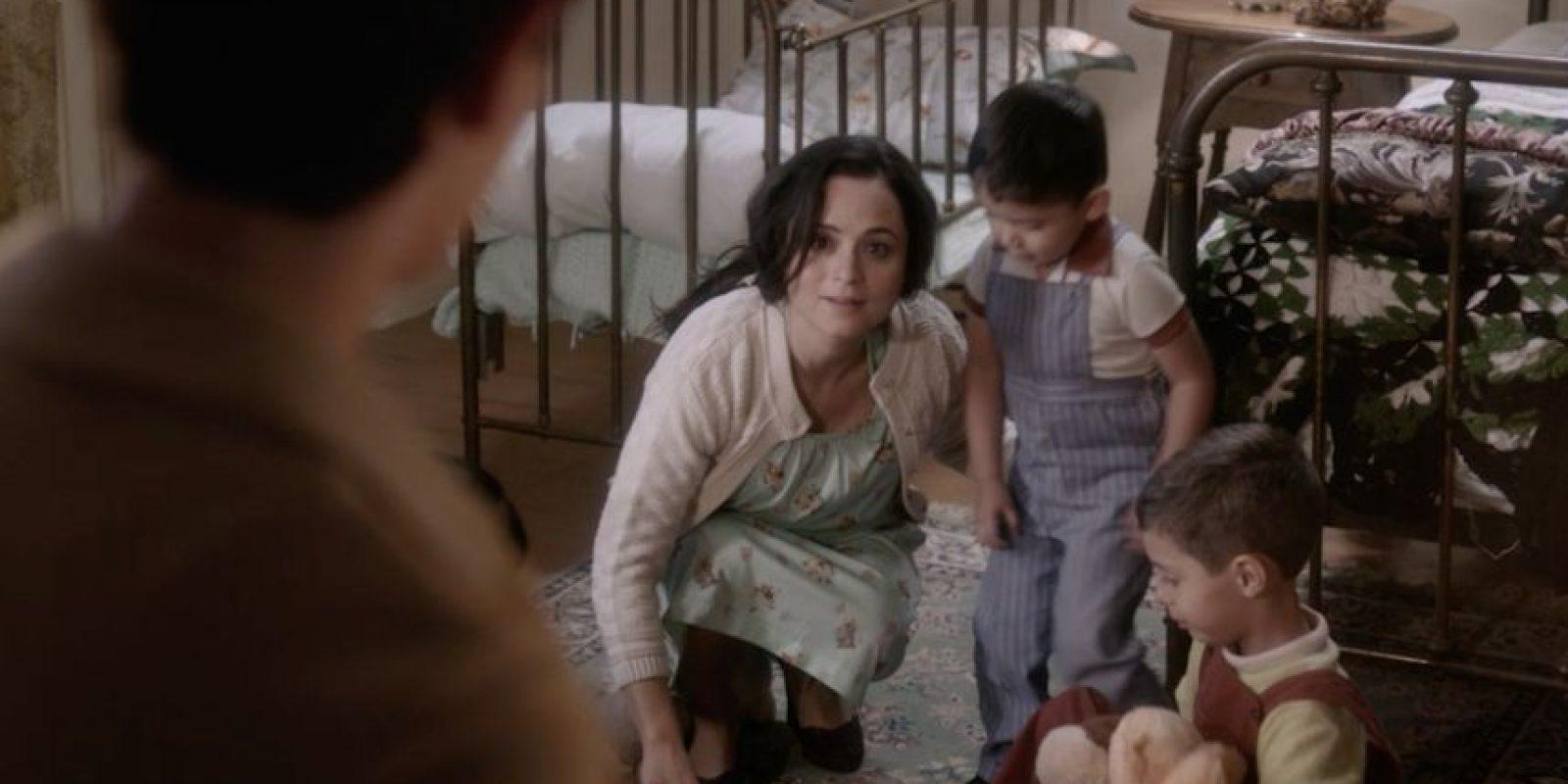 """Damayanti Quintanar es """"Virginia"""", la hermana de Juan Gabriel, en la serie """"Hasta que te conocí"""" Foto:Cortesía TV Azteca"""