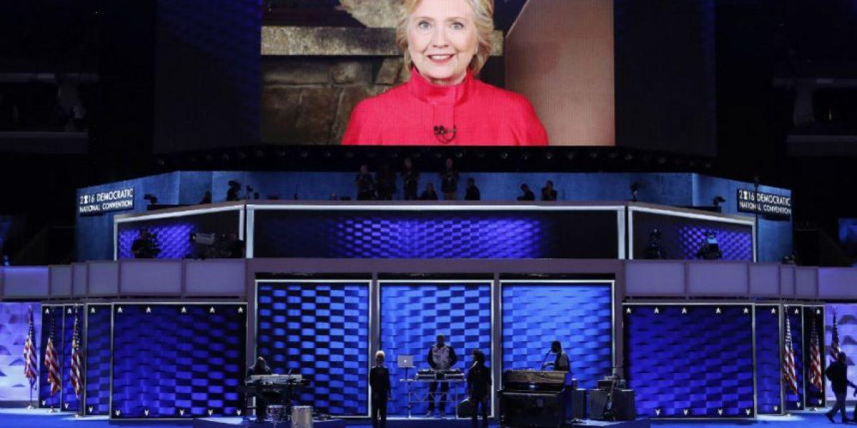 Hillary Clinton, primera mujer candidata demócrata a la presidencia