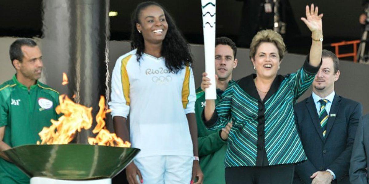 ¿Boicot? Rousseff y Lula no asistirán a la inauguración de Juegos Olímpicos