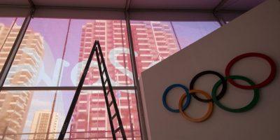 Otras imágenes de la Villa Olímpica Foto:Getty Images