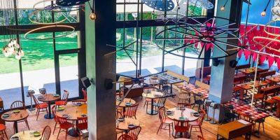 Así luce el restaurante de Lionel Messi Foto:Vía bellavista.barcelona
