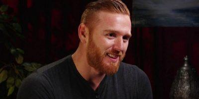 Heath Slater. No fue seleccionado por Raw ni SmackDown, aunque pidió una oportunidad a Shane McMahon para estar en la marca azul, el pasado 26 de julio Foto:WWE