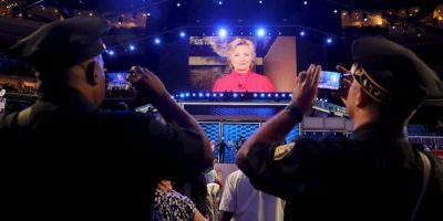 En 2008 fue derrotada por Obama. Foto:vía MWN