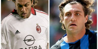 Christian Vieri es otro de los delanteros que también estuvo en Juventus, AC Milan e Inter de Milán Foto:Getty Images