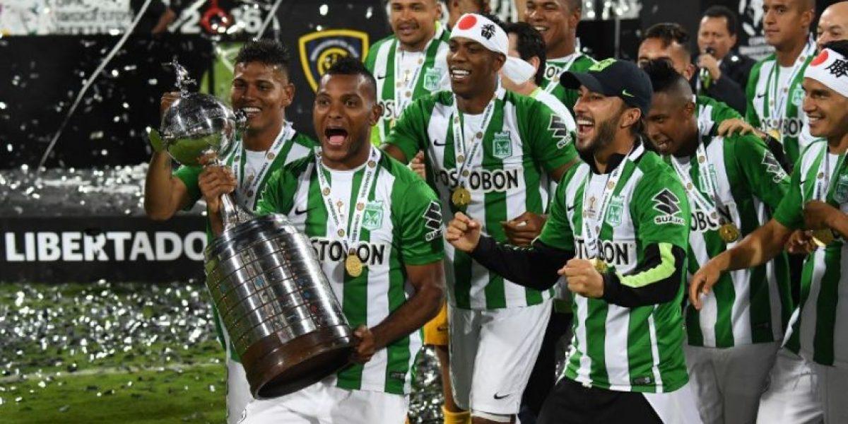 Atlético Nacional es el mejor campeón de Libertadores en 34 años