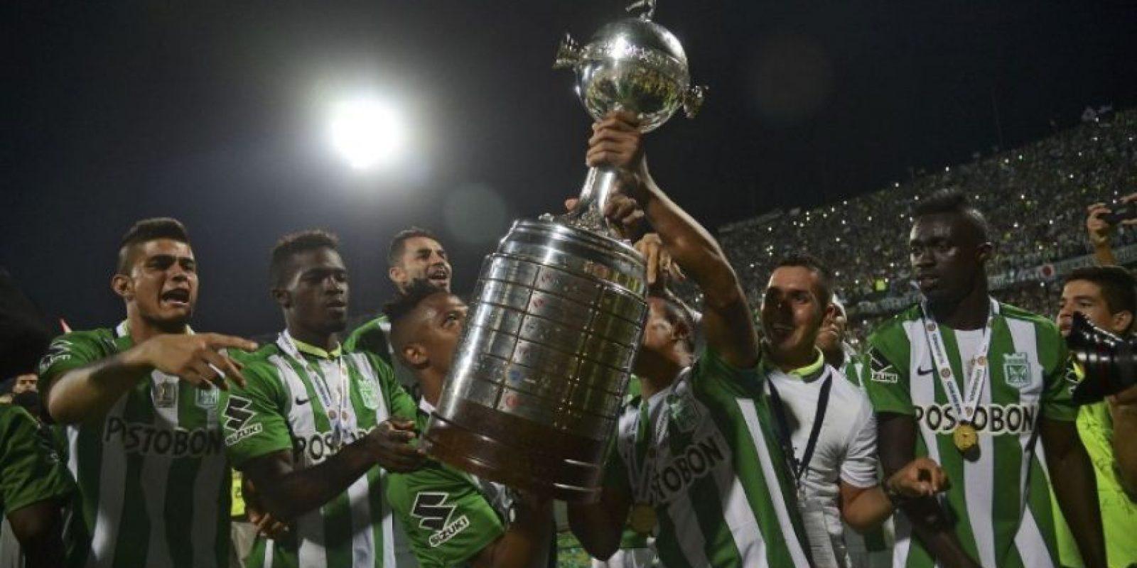 En semifinales vencieron a Sao Paulo en Brasil por 2 a 0 y en Colombia ganaron por 2 a 1. En la final, en tanto, empataron a un tanto con Independiente del Valle en Ecuador y ganaron por 1 a 0 en Colombia Foto:AFP