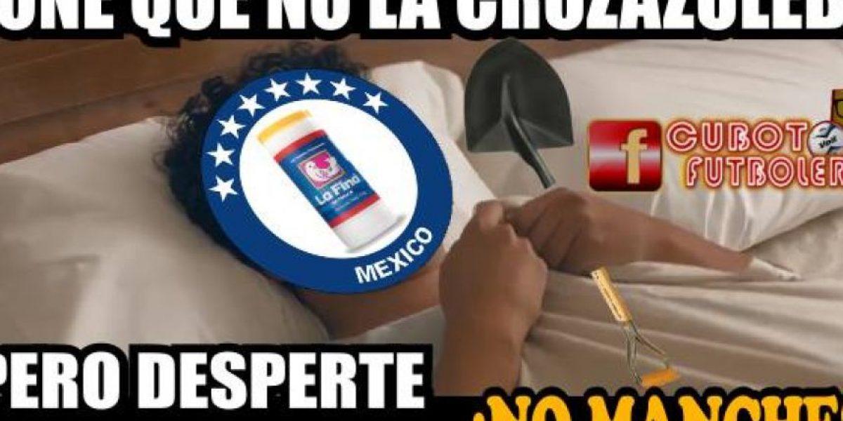 Los memes atacan a Cruz Azul por su última