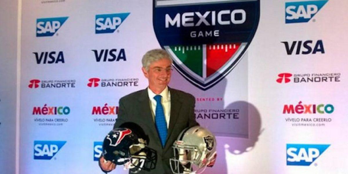 En minutos, se agotan todos los boletos para la NFL en México