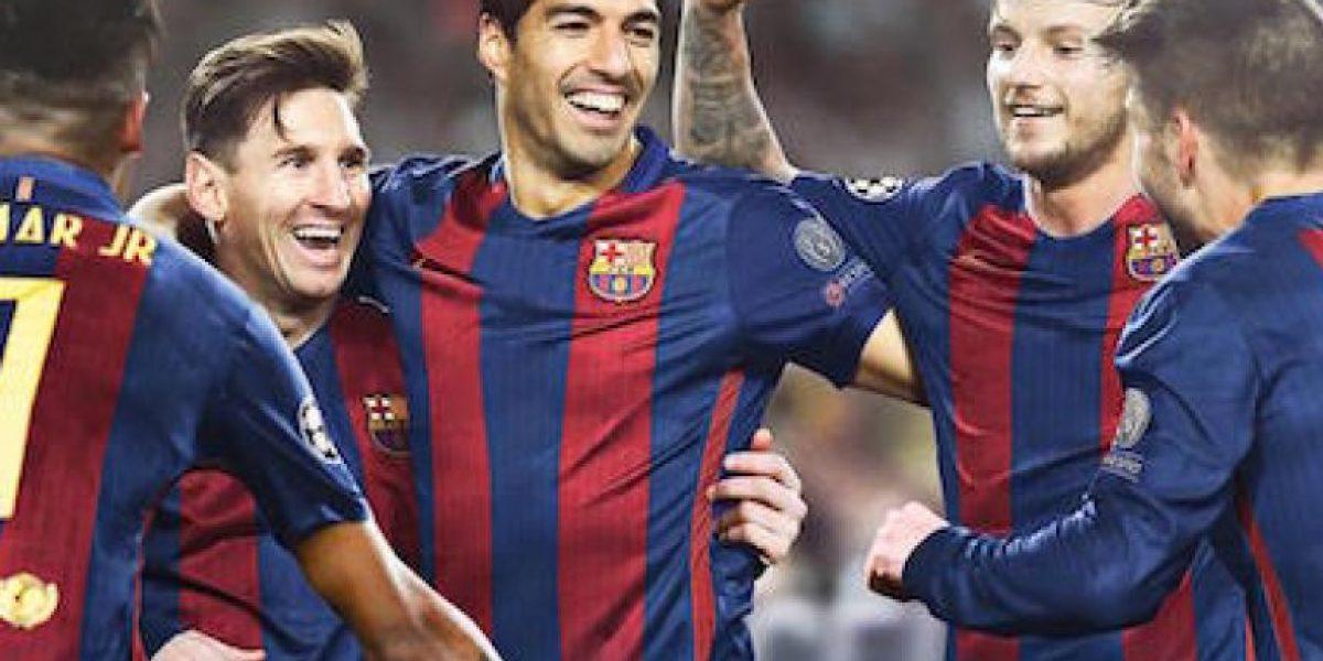 Barcelona será la imagen principal del PES 2017