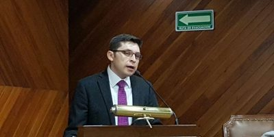 Dr. Hamid Vega, de la Clínica Especializada Condesa Foto:Ignacio Gómez