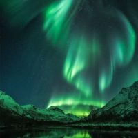 Aurora Bird Foto: Jan R Olsen – Insight Astronomy Photographer of the Year 2016