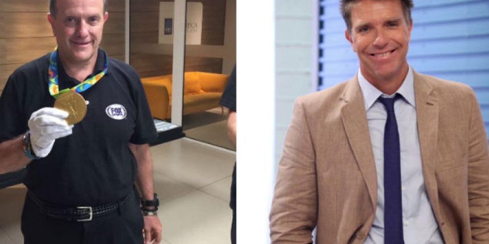 Fox Sports espera que Fernando Schartz no se encuentre con Alejandro Fantino Foto:Especial