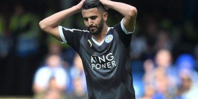 El argelino fue uno de los jugadores más destacados en el título de Leicester Foto:Getty Images