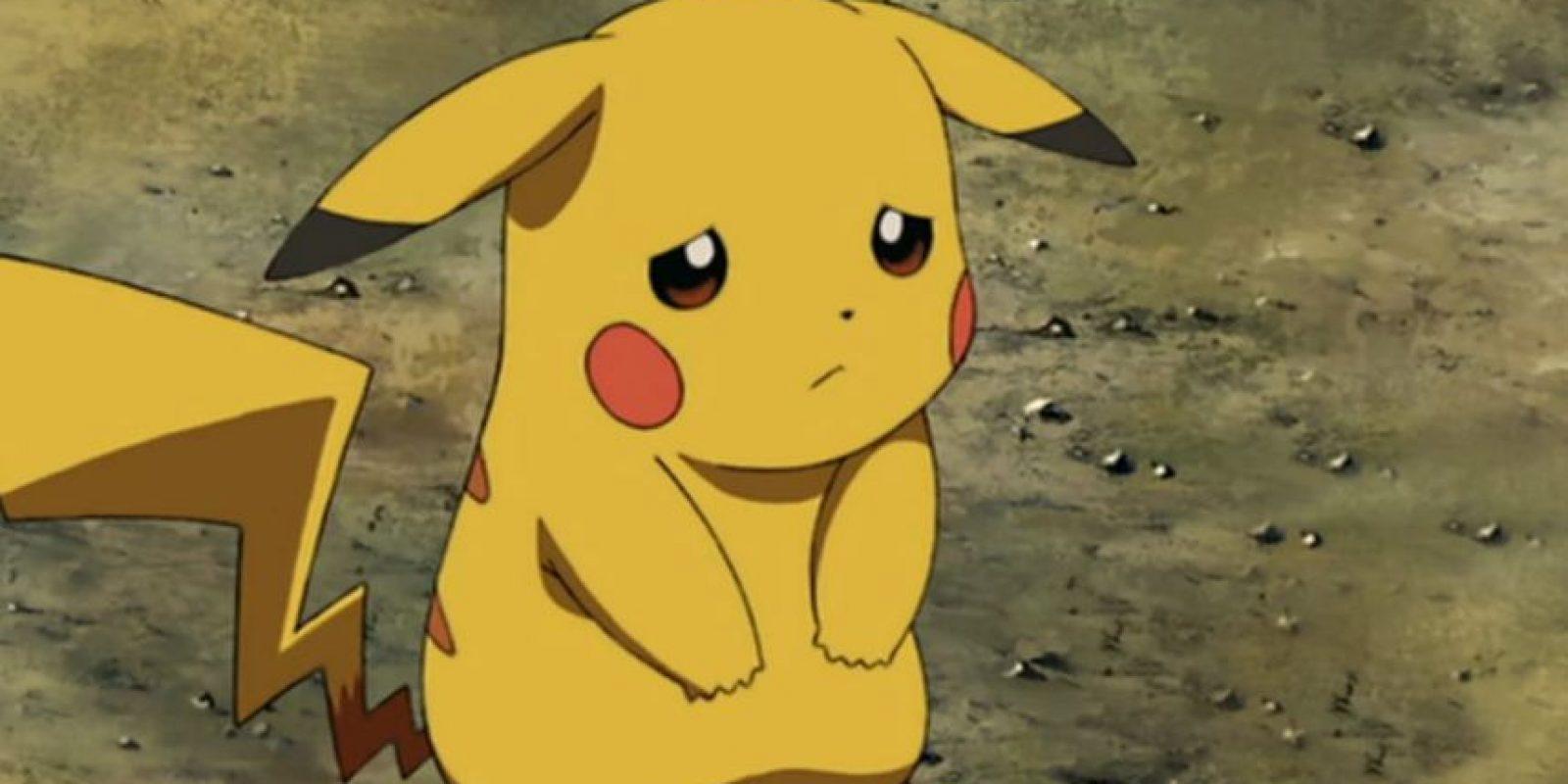 Nunca quiso evolucionar y odiaba estar en su Pokébola. Foto:Pokémon