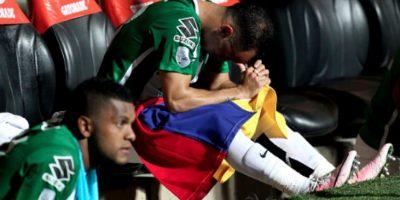 Las celebraciones por el título del Atlético Nacional dejaron tres muertos Foto:Getty Images