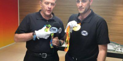 Fox Sports espera que Fernando Schartz no se encuentre con Alejandro Fantino Foto:Twitter