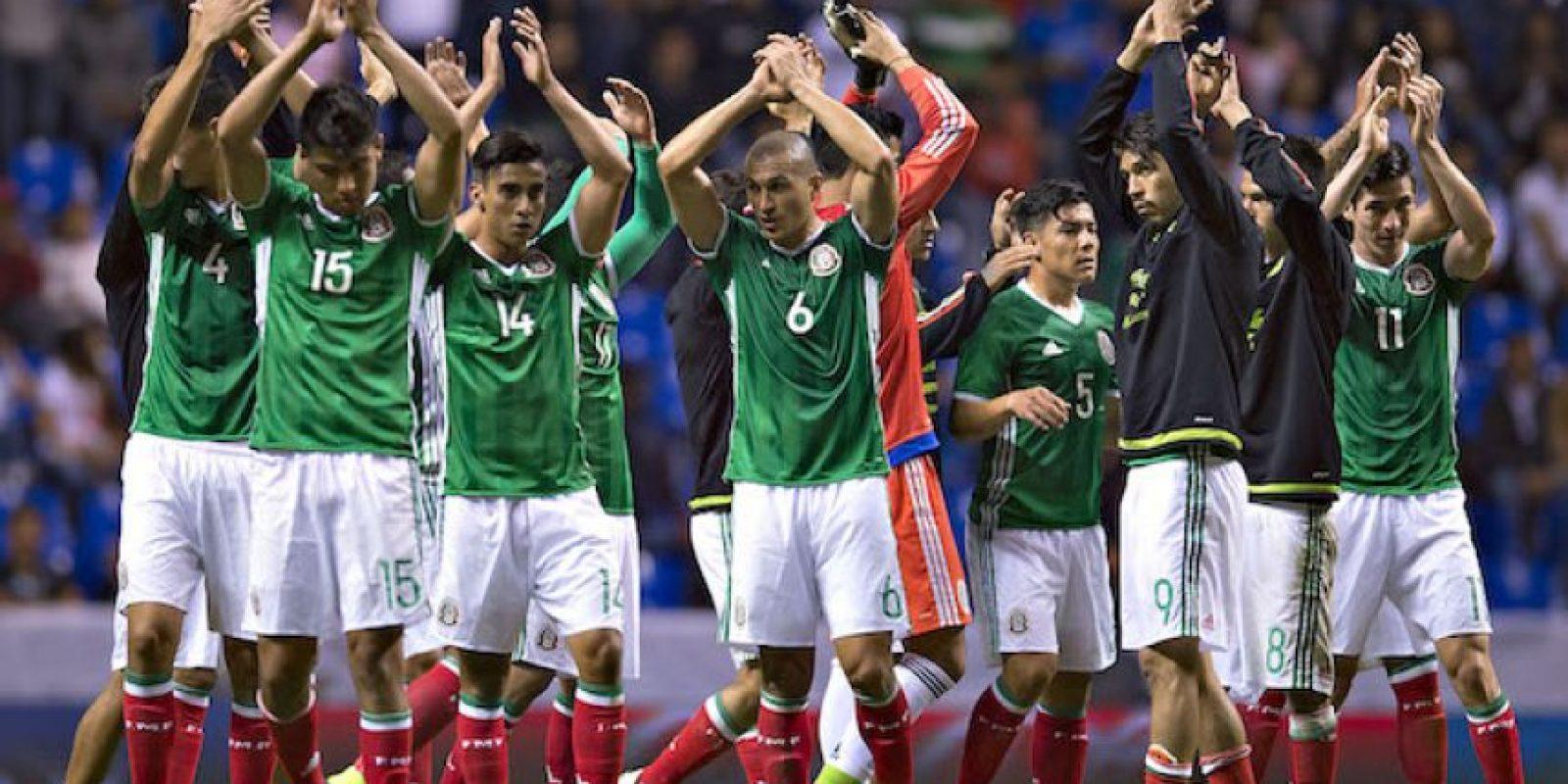 El Tri Olímpico igualó a cero goles con Argentina. Foto:Mexsport
