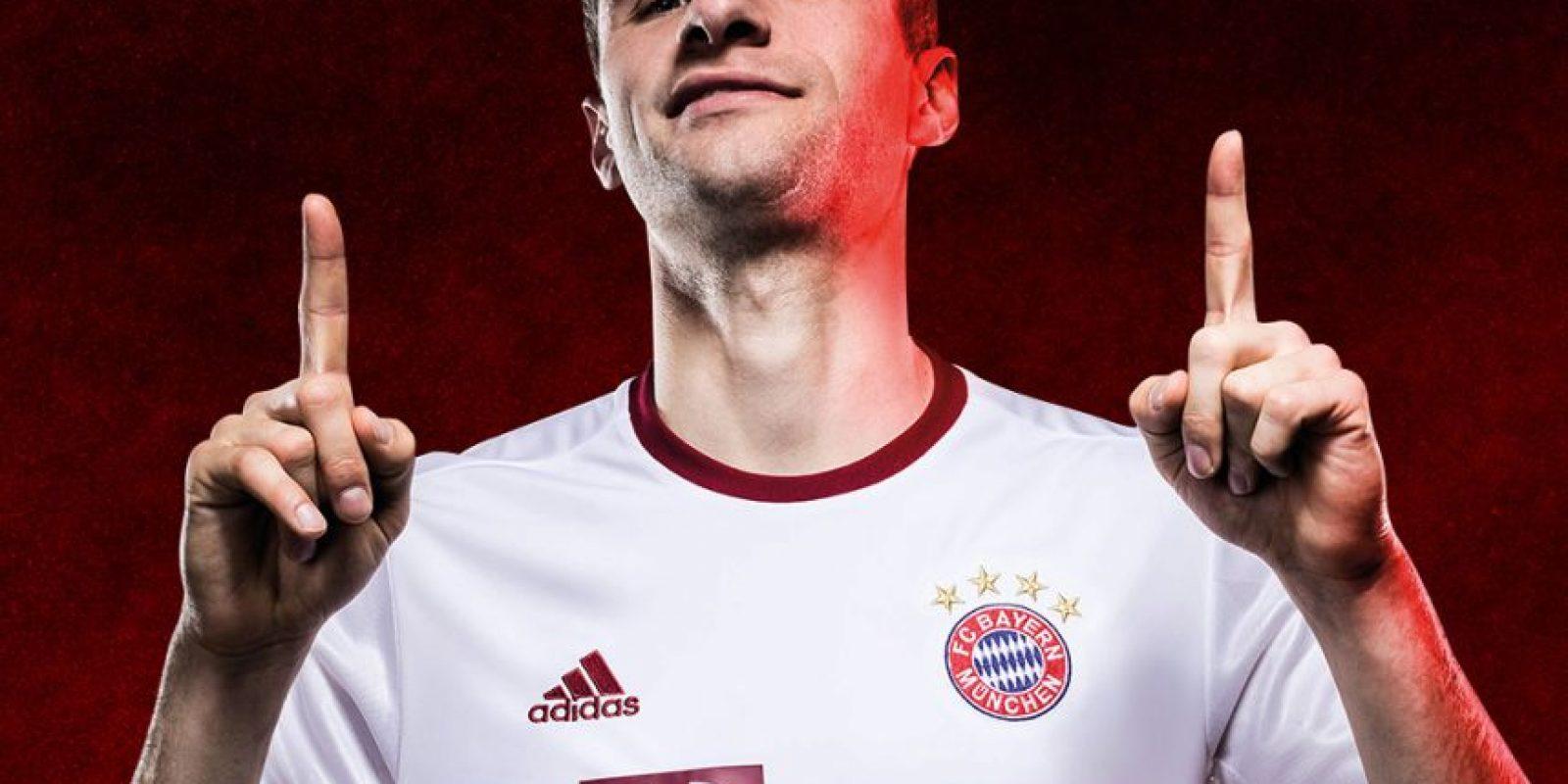 Bayern Munich. Foto:Adidas