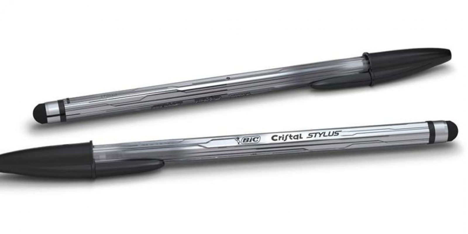 Bolígrafo stylus. Foto:Bic