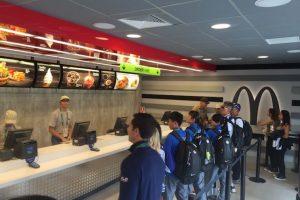 La comida rápida formará parte de los Juegos Olímpicos en Río Foto:McDonald's
