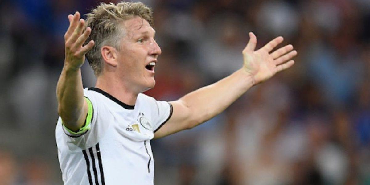Schweinsteiger se retira de la Selección alemana