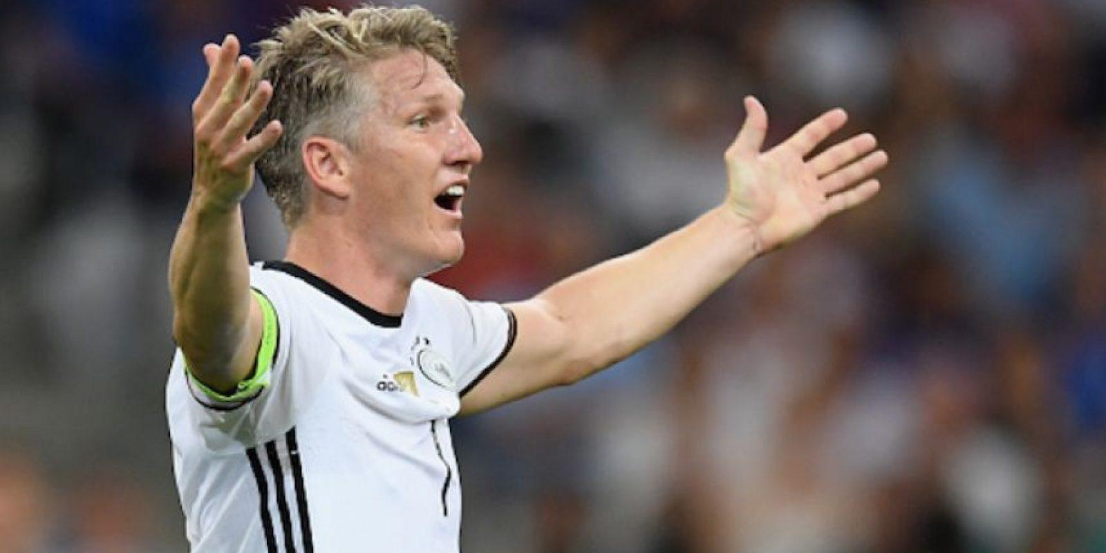 Bastian ya no quiere ser convocado con el combinado teutón. Foto:Getty Images