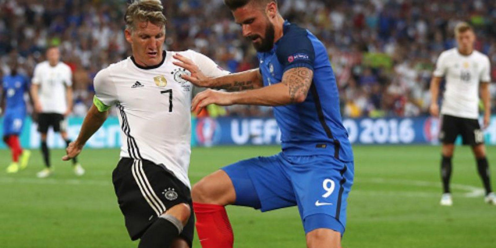 La Euro 2016 fue su último torneo como seleccionado alemán. Foto:Getty Images