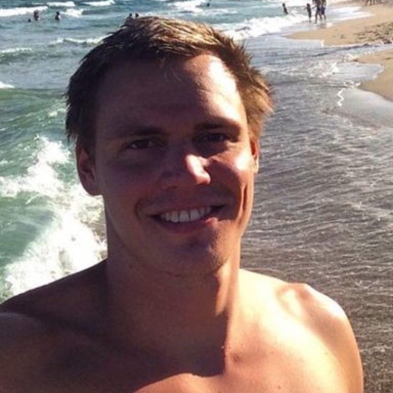 Ari-Pekka Liukkonen. Nadador de Finlandia Foto:Instagram