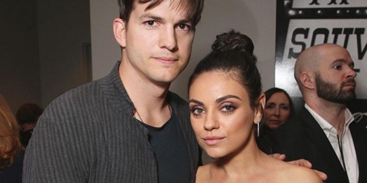 Esto costaron los anillos de boda de Ashton Kutcher y Mila Kunis