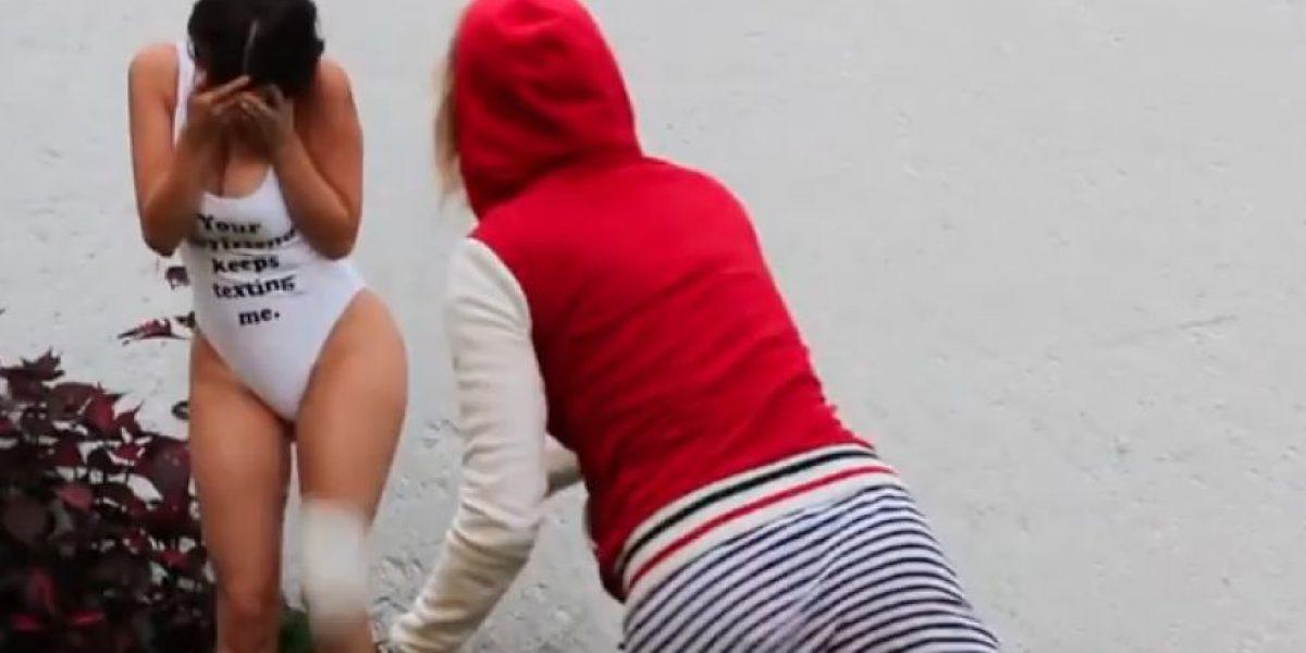 VIDEO: Jimena Sánchez paga apuesta y deleita a sus seguidores