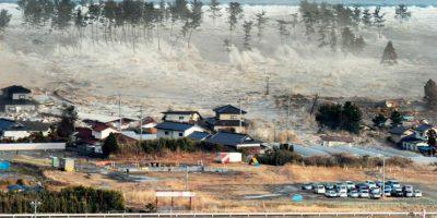 """Y desastres naturales como los de Japón supuestamente son """"preámbulos"""" para lo peor. Foto:vía Wikipedia"""
