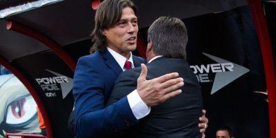 """El """"Pelado"""" no utilizó excusas para explicar el 4-0 en contra. Foto:Mexsport"""