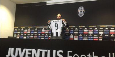 Ahora se convirtió en el enemigo número uno de Napoli Foto:Twitter Juventus