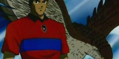 Rivaul. Uno de los mejores jugadores del mundo. Su personaje estaba basado en el brasileño Rivaldo