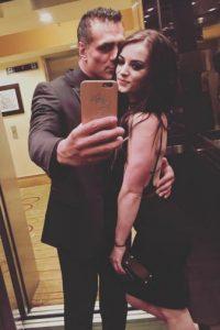 Dieron a conocer su relación a finales del mes de junio Foto:Vía instagram.com/realpaige