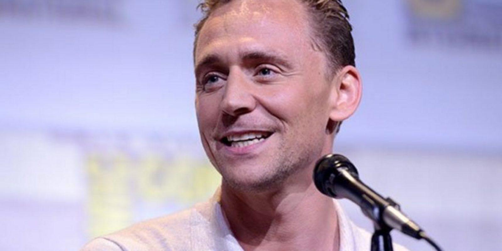 Es la primera nominación para Tom Hiddleston más allá del teatro. Foto:vía Getty Images