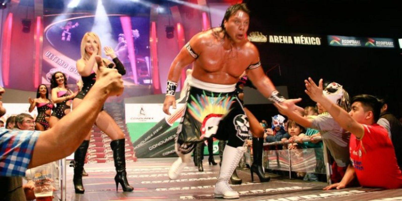 Anuncian fecha para celebrar el aniversario del CMLL Foto:Twitter