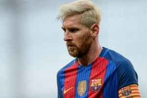 Barcelona inicia la pretemporada con el pie derecho y Lionel Messi Foto: Getty Images