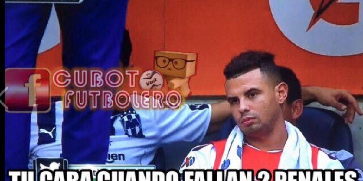 Los mejores memes del Rayados vs. Cruz Azul